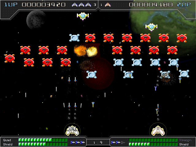 Click to view Galaforce Worlds 1.7 screenshot