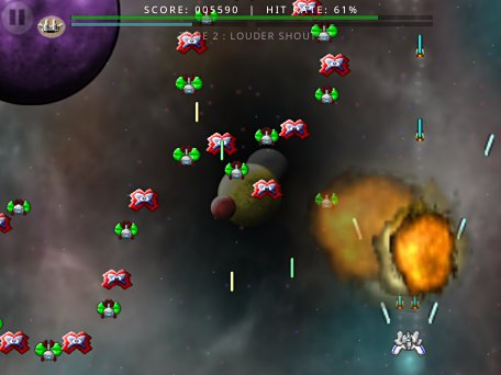 Galaforce Worlds Screen Picture 4