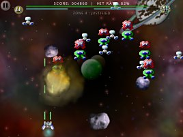 Galaforce Worlds Screen Picture