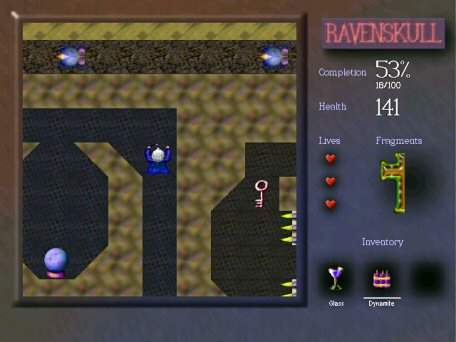 Ravenskull Screen Picture 4